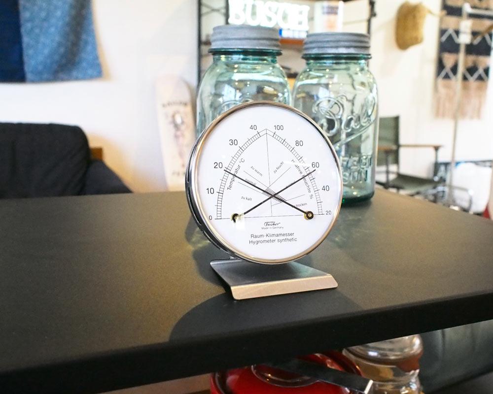 Fischer-barometer | 142.01 Comfortmeter コンフォートメーター/温湿度計