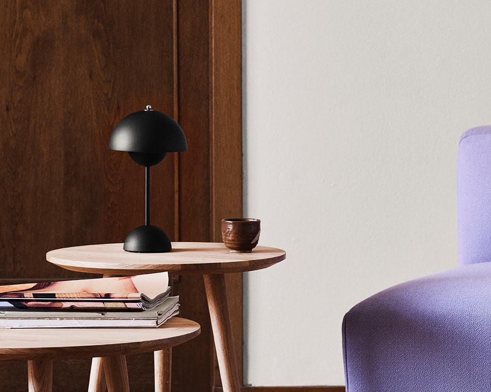 &TRADITION | FLOWERPOT Potable Table Lamp VP9 [2color] フラワーポット ポータブルテーブルランプ