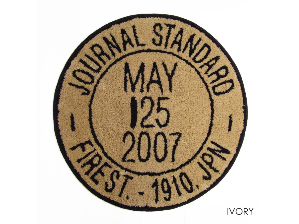 journal standard Furniture | JSF STAMP RUG スタンプラグ