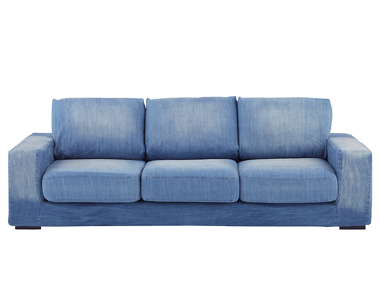 journal standard Furniture | FRANKLIN SOFA 3P DENIM フランクリンソファ3P デニム