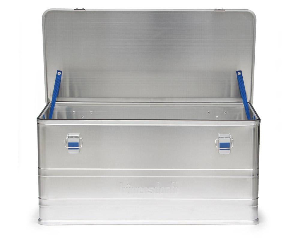 Hunersdorff | Aluminium Profi Box 140L アルミプロフィーボックス/アルミコンテナ