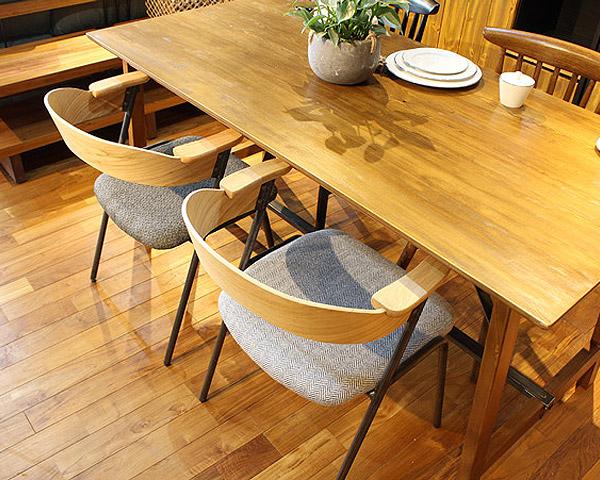 a.depeche | modage dining table [2size] モダージュダイニングテーブル