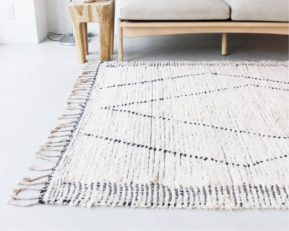 journal standard Furniture | Asilah RUG [2size] アシラーラグ