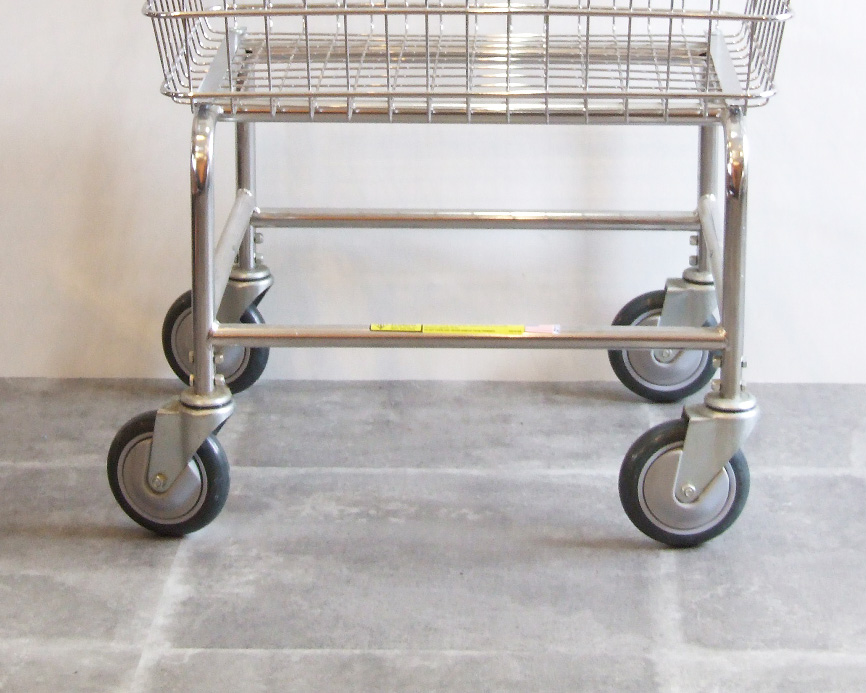 R&B Wire Products USA | LAUNDRY CART Single Pole ランドリーカートシングルポール