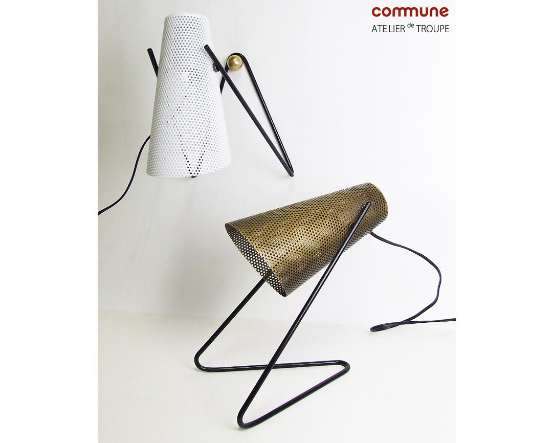 commune * Atelier de Troupe | V-LITE Brass Vライト ブラス