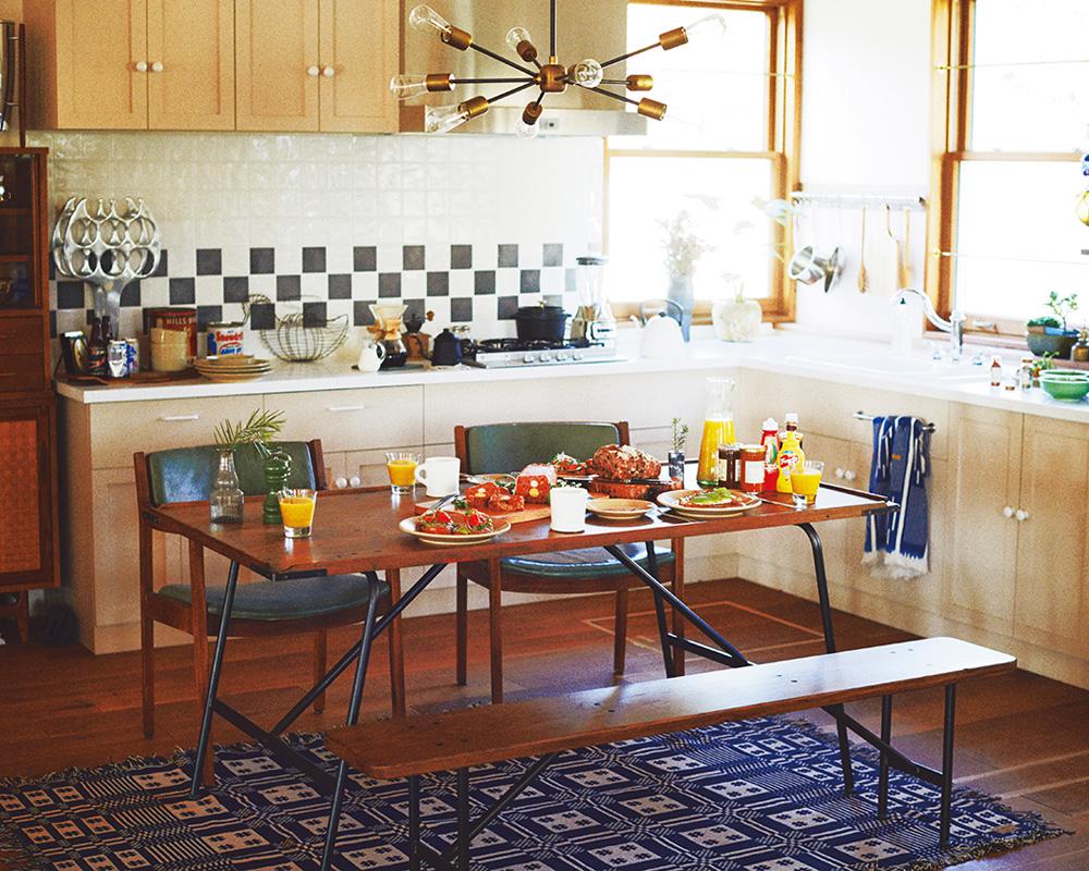 ACME Furniture | BRIGHTON BENCH ブライトンベンチ