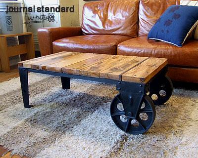 journal standard Furniture   BRUGES DOLLY TABLE ブリュージュドーリーテーブル