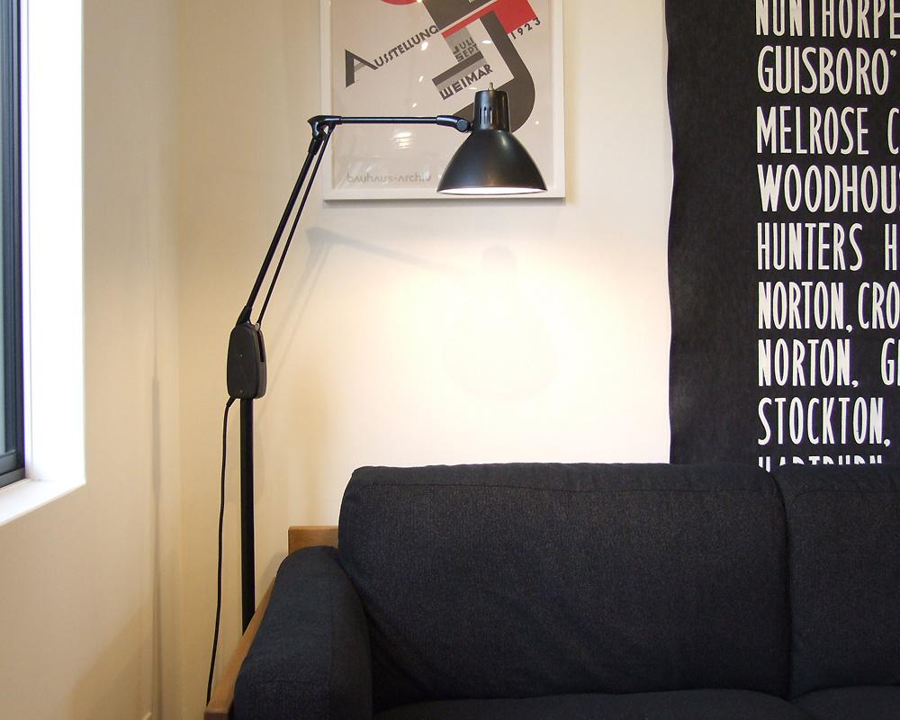 DAZOR | 604 Floor Light [3color] 604フロアライト