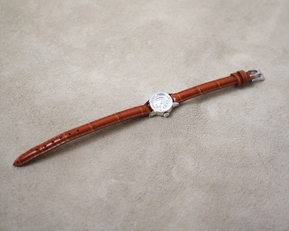 OMEGA | 60'S Ladies Cut Glass  オメガ レディース カットガラス アンティークウォッチ
