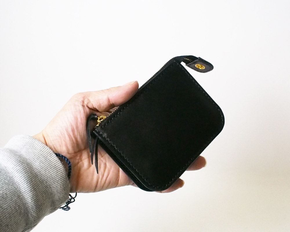 RHYTHMOS | Zip Wallet (S) [5color] ジップS / 財布