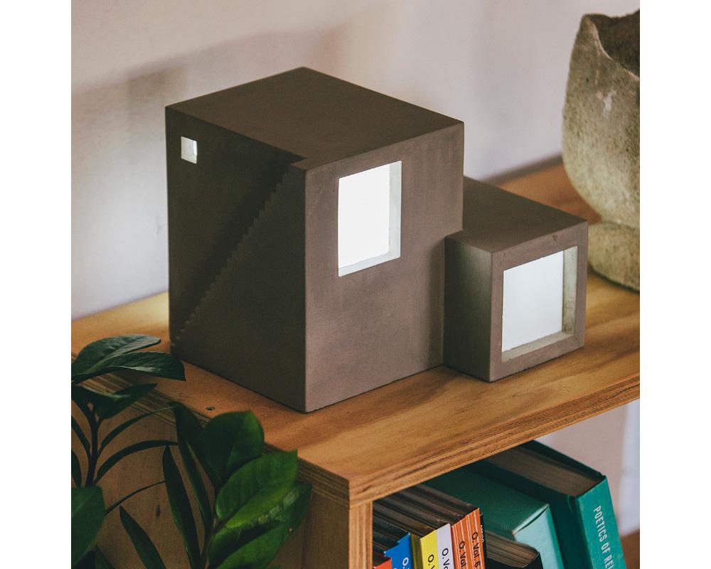 DOIY | Archilamp Cube アーキランプ キューブ/ コンクリートLEDランプ