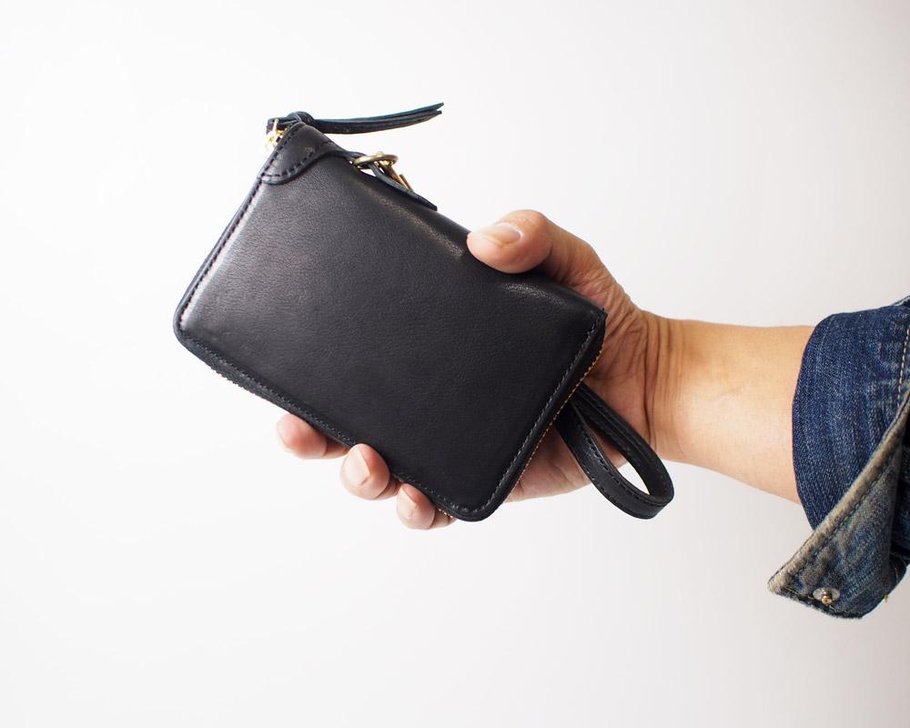 SLOW | bono round short wallet [3color] ボーノ ラウンドショートウォレット/ 財布