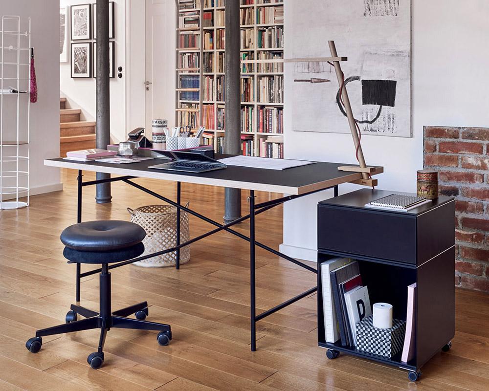 RECHARD LAMPERT | Eiermann Table W1400 [4color] アイアーマンテーブル リノリウムモデル