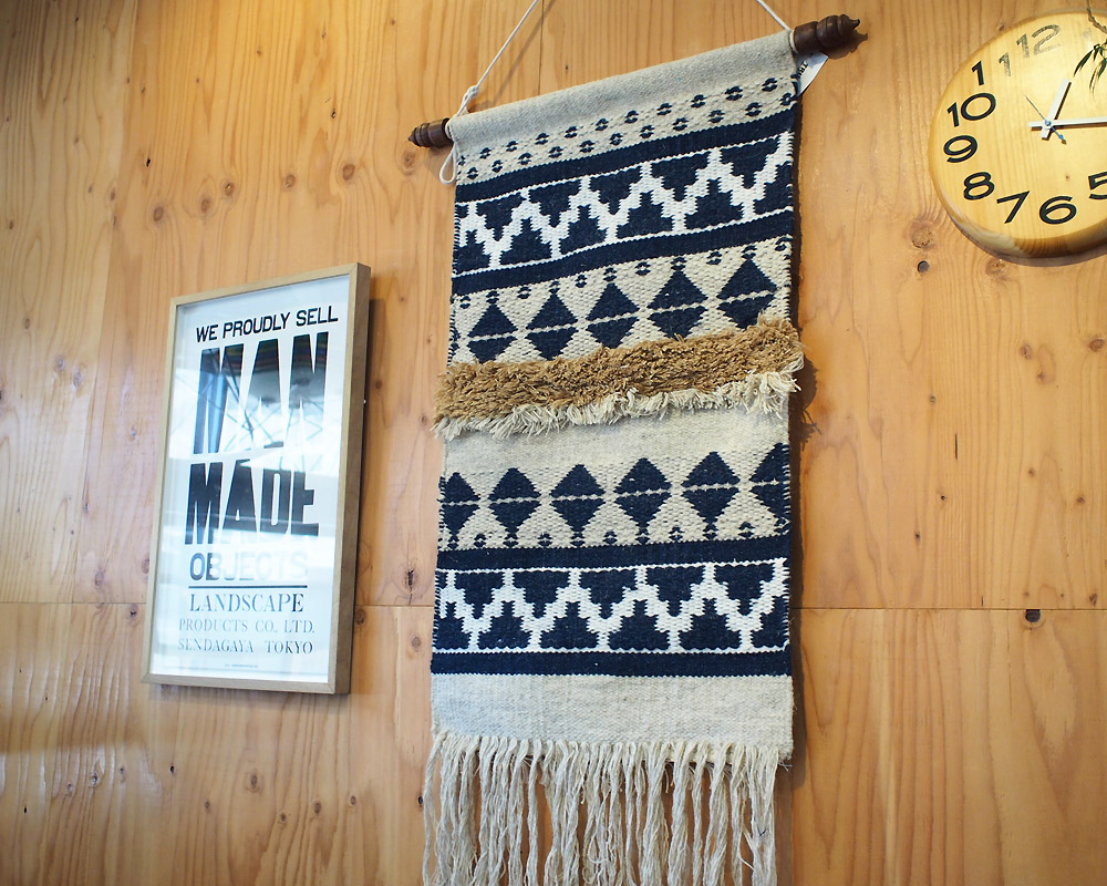 DETAIL | Weaving Wall hang WWH-04 ウィービングウォールハング