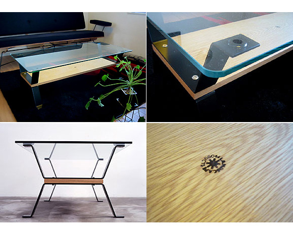 Landscape Products | V.K Coffee Table V.Kコーヒーテーブル