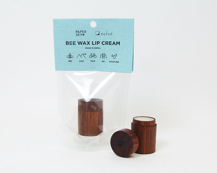 PAPERSKY STORE | Bee Wax Lip Cream ビーワックスリップクリーム