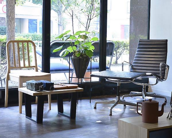Landscape Products | Square Leg Table [3size] スクエアレッグテーブル