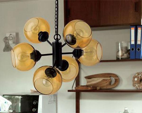 HERMOSA | MOON 6 LAMP ムーン6ランプ