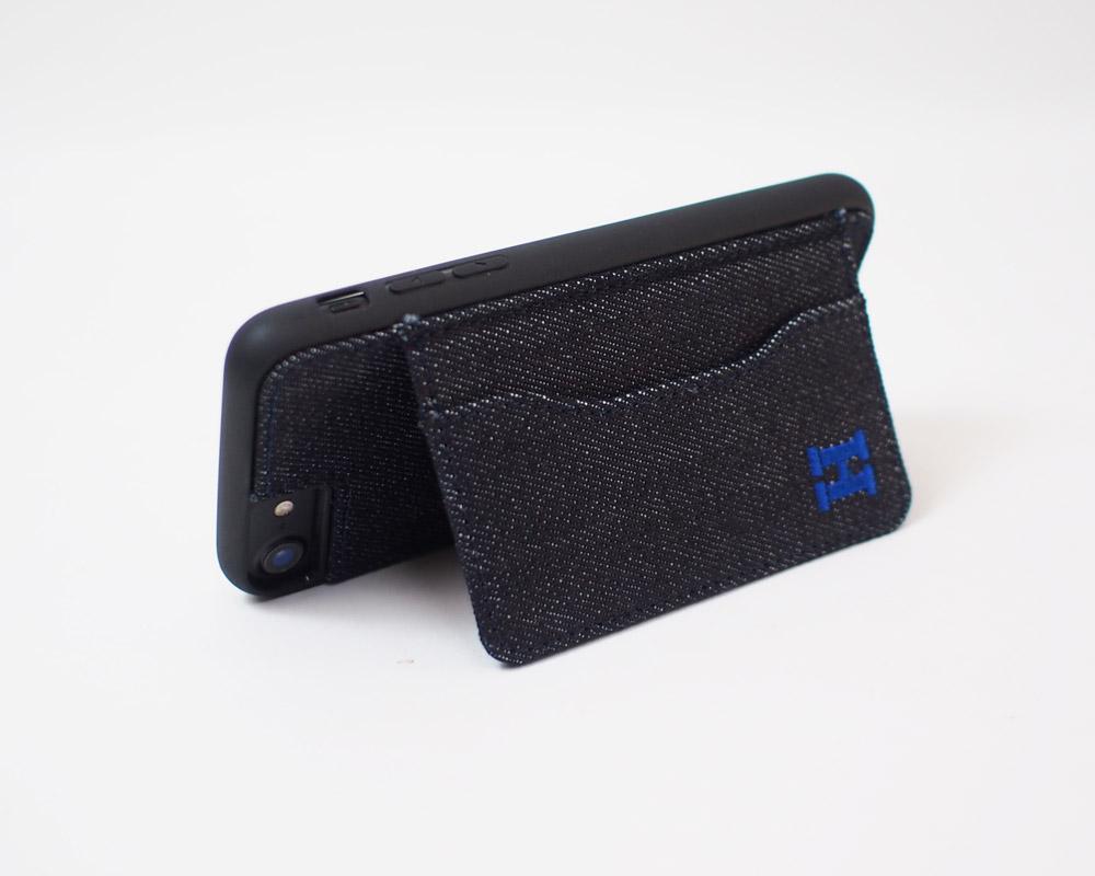 H.R.REMAKE   HRR Stand iphone8 Case H.R.リメイク スタンドiPhone8 ケース