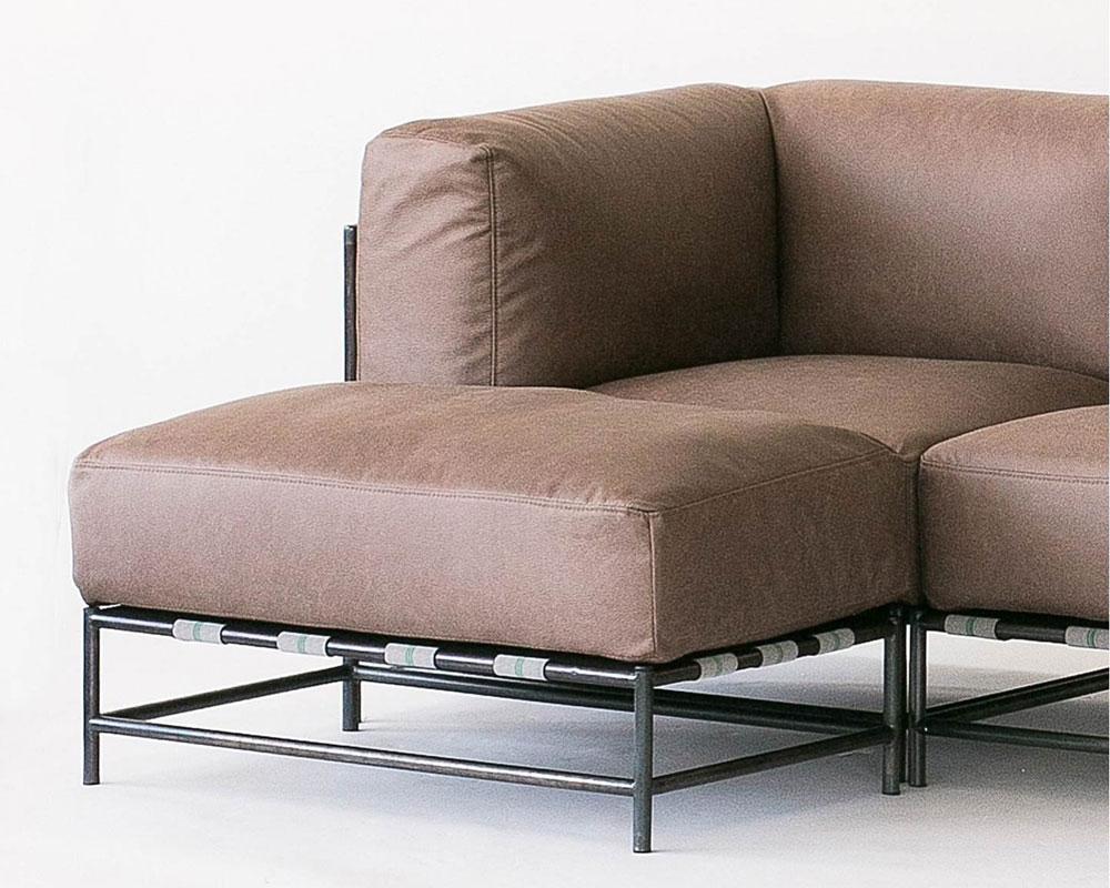 journal standard Furniture | LAVAL SECTIONAL OTTOMAN ラバルセクショナルオットマン