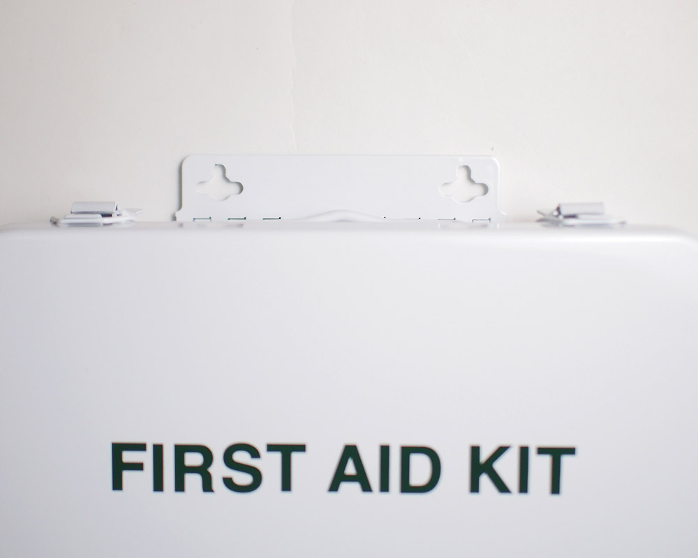 DURHAM | FIRST AID KIT [L] ファーストエイドキット