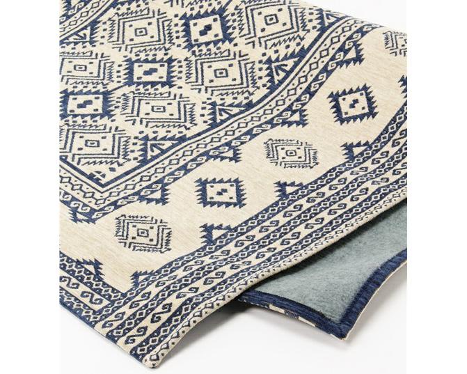 ACME Furniture | BRIZ RUG blue ブリッツラグ ブルー