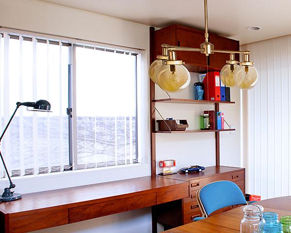 HERMOSA | MOON CROSS LAMP ムーンクロス ランプ