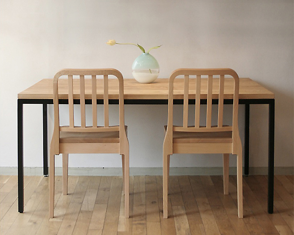 Landscape Products | Tights Dining Table タイツダイニングテーブル