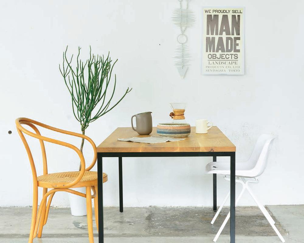 Landscape Products   Tights Dining Table タイツダイニングテーブル