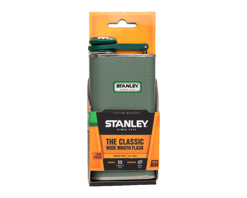 STANLEY | Classic Flask 0.23L SSフラスコ 0.23L