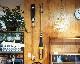 SANBORN CANOE COMPANY   Artisan Painted PADDLE NORTH カヌーパドル