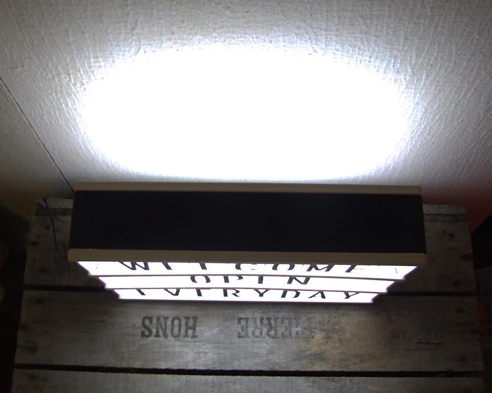 DETAIL   LED Light Box (Sign Light) LEDライトボックス