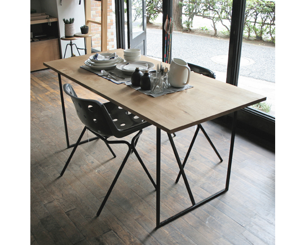 Landscape Products   Steel Rod Table スチールロッドテーブル