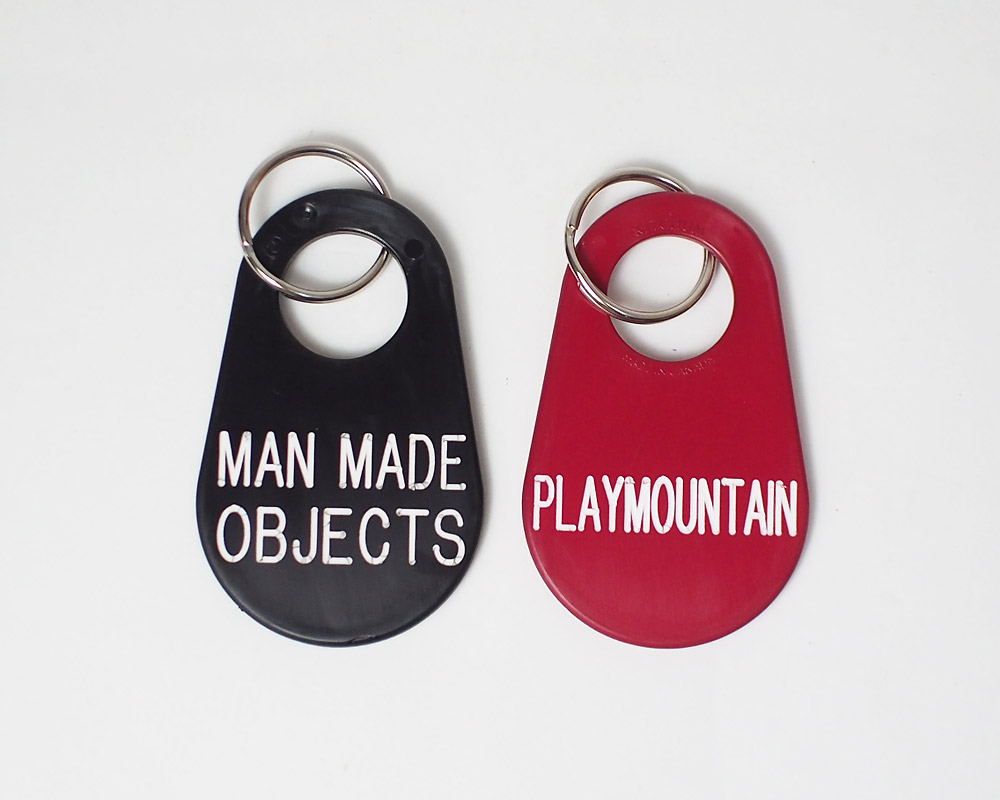 Landscape Products   Plastic Keyholder プラスチックキーホルダー