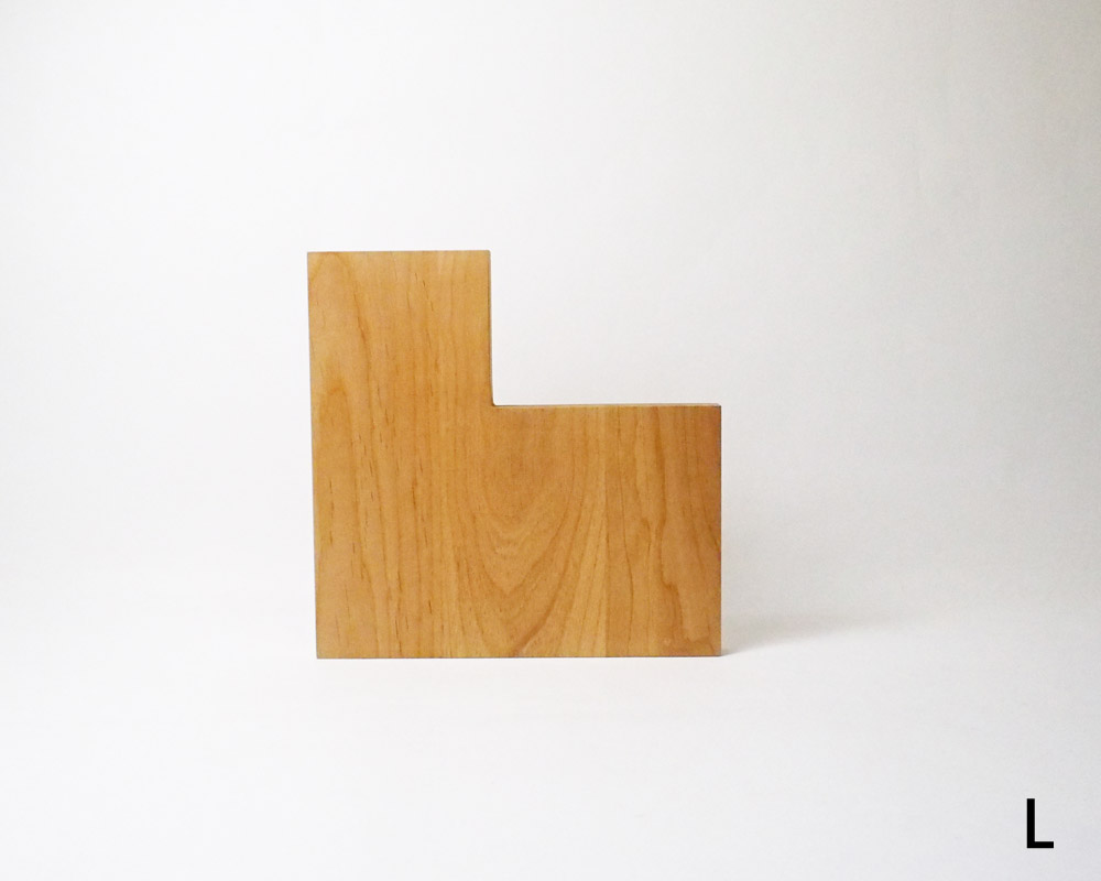 Landscape Products | Bookend Designed by WAKA WAKA ワカワカ ブックエンド