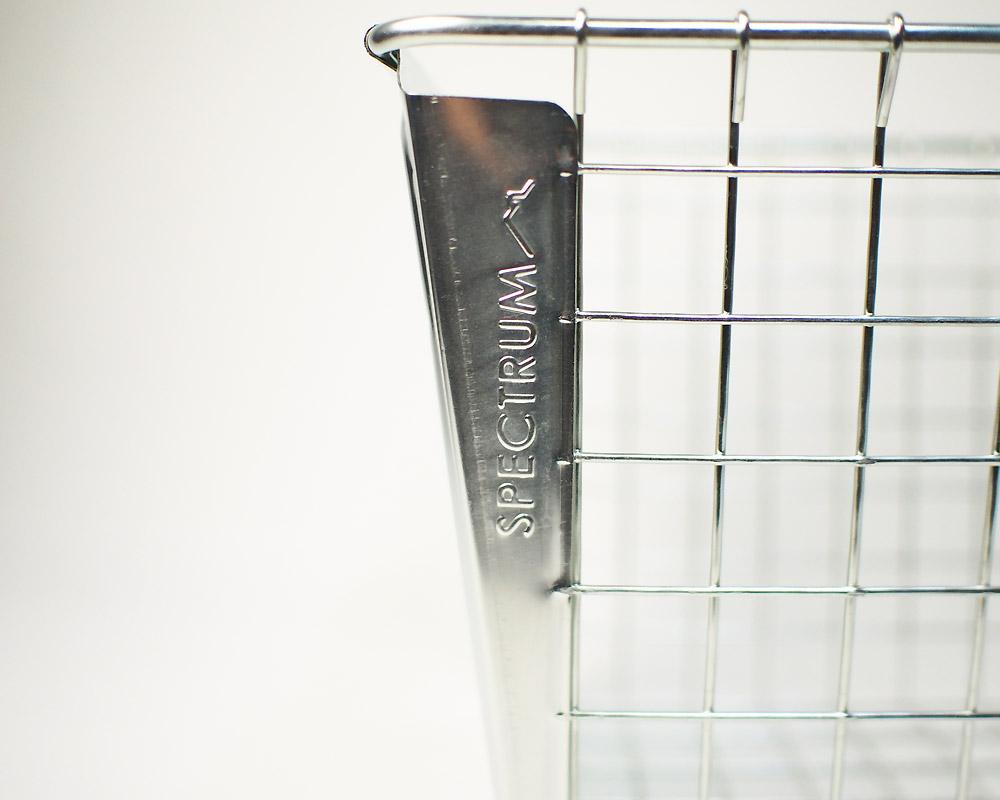 SPECTRUM USA   METAL BASKET [2size] メタルバスケット