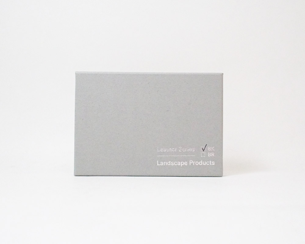 Landscape Products | Leather Series Card Case レザーカードケース