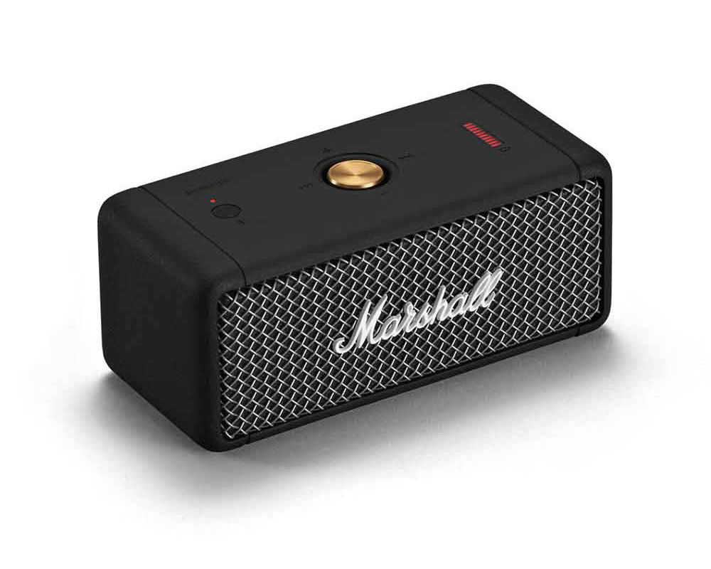 Marshall   Emberton Portable Speaker エンバートン ポータブルスピーカー