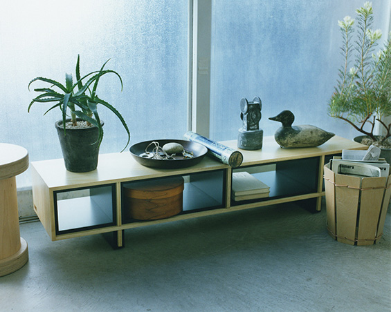 Landscape Products | Raymond Cabinet Low レイモンドキャビネットロー
