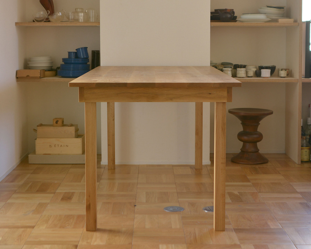 Landscape Products | Flaming Dinning Table フレイミングダイニングテーブル