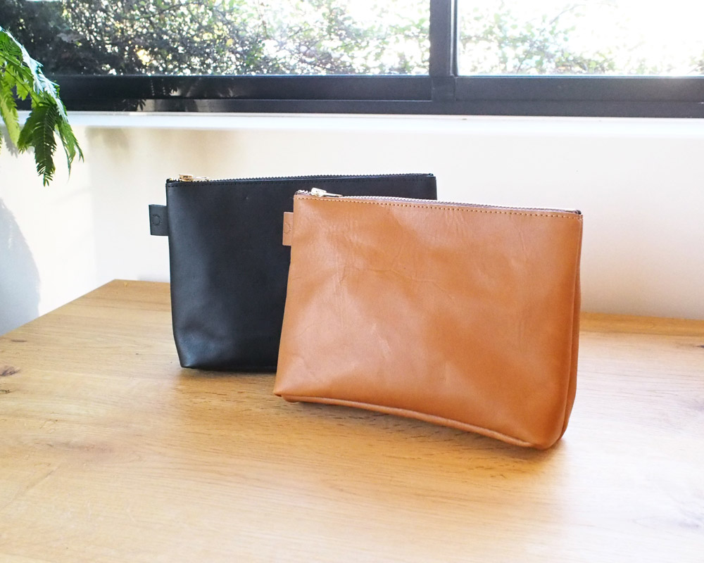 Landscape Products | Leather Series Multi Pouch レザーマルチポーチ