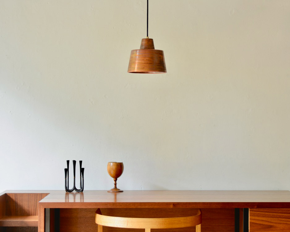 Landscape Products | Ceiling Lamp Mini Copper シーリングランプミニ 銅
