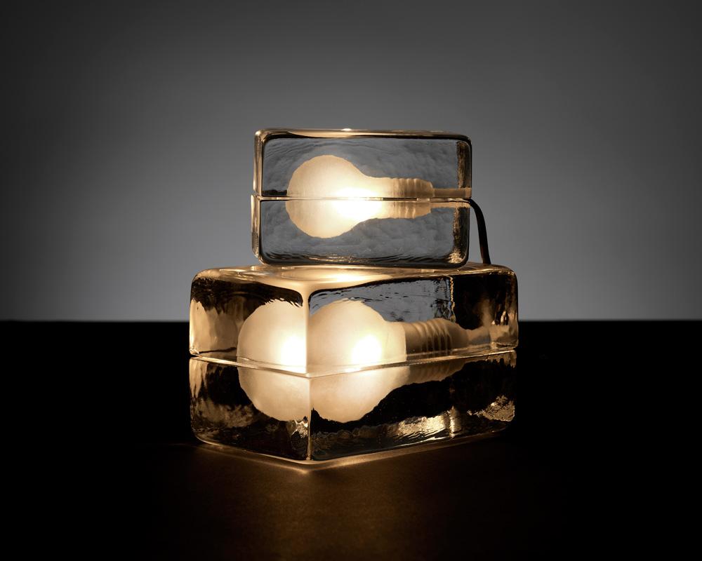 DESIGN HOUSE Stockholm  | Block Lamp Mini ブロックランプミニ