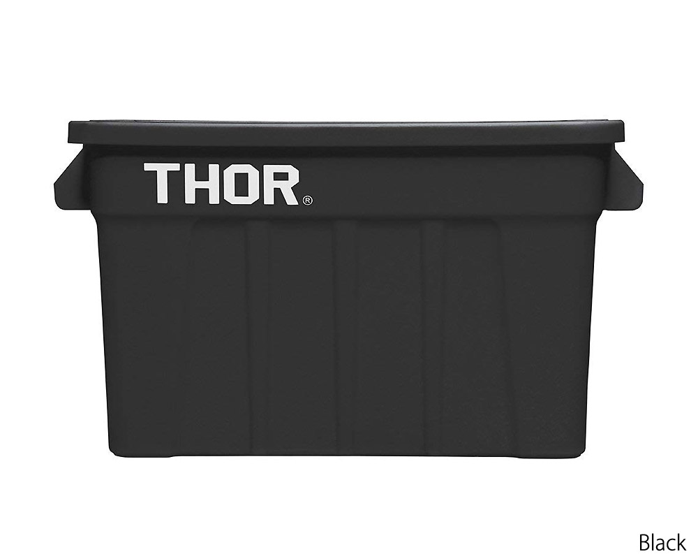 Trust | THOR Large Totes With Lid 75L [3color] ソーラージトートウィズリッド