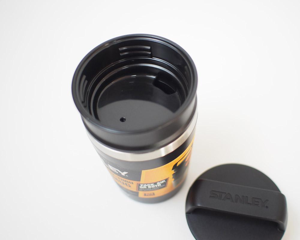 STANLEY   Packable Drink-Thru Vacuum Mug 0.23L 真空マグ0.23L