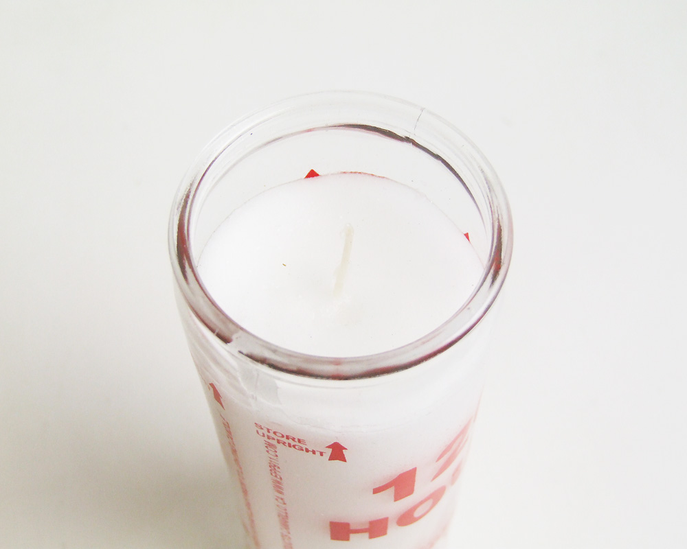 E.P.Products USA   Emergency Survival Candle 120hour  エマージェンシーサバイバルキャンドル