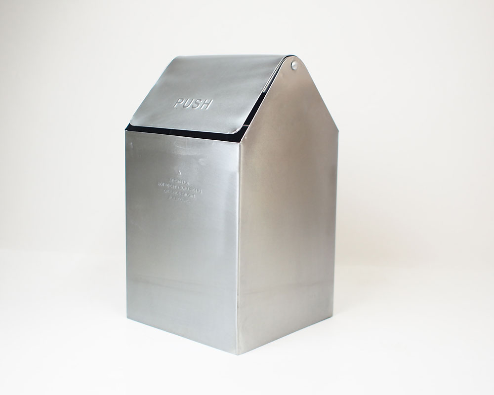 PUEBCO | COUNTERTOP DUSTBIN カウンタートップトップダストビン