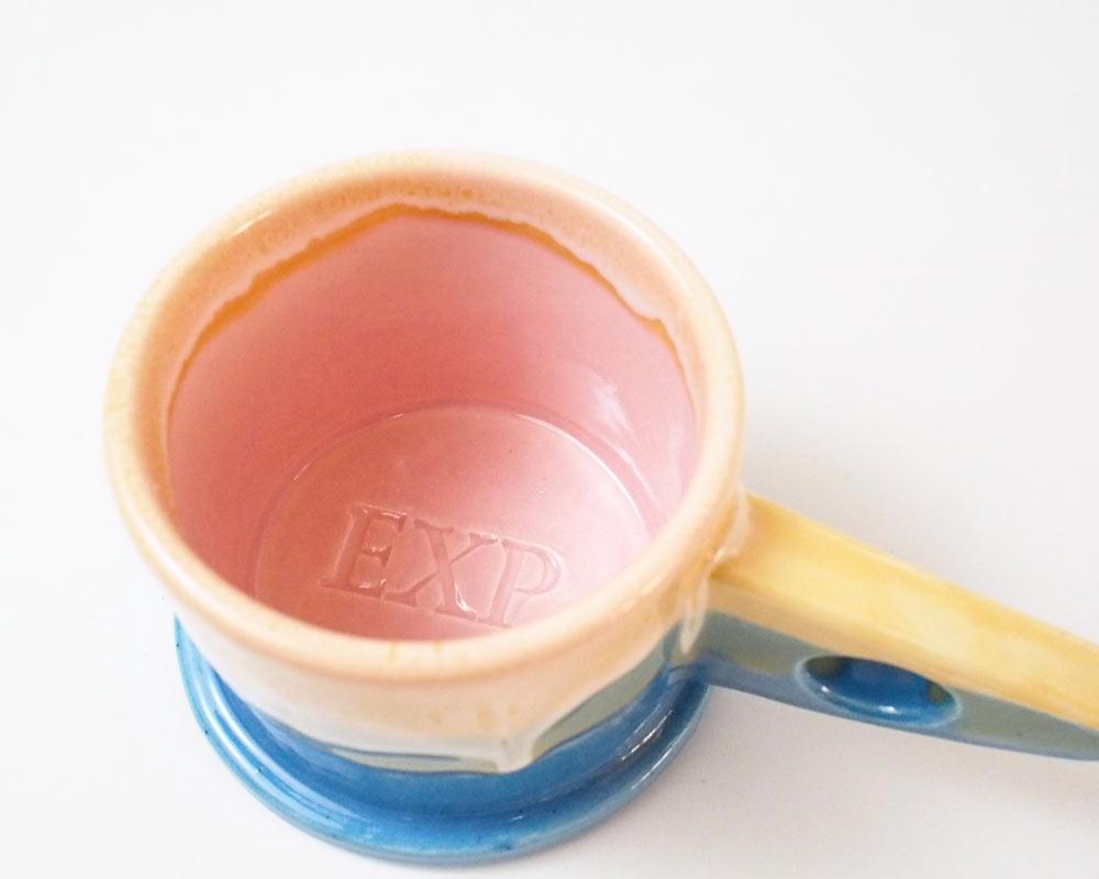 ECHO PARK POTTERY | Mug Cup (H2) エコパークポタリー マグ