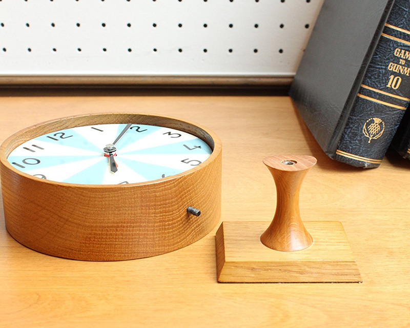 ACME Furniture | UTILITY CLOCK ユーティリティクロック