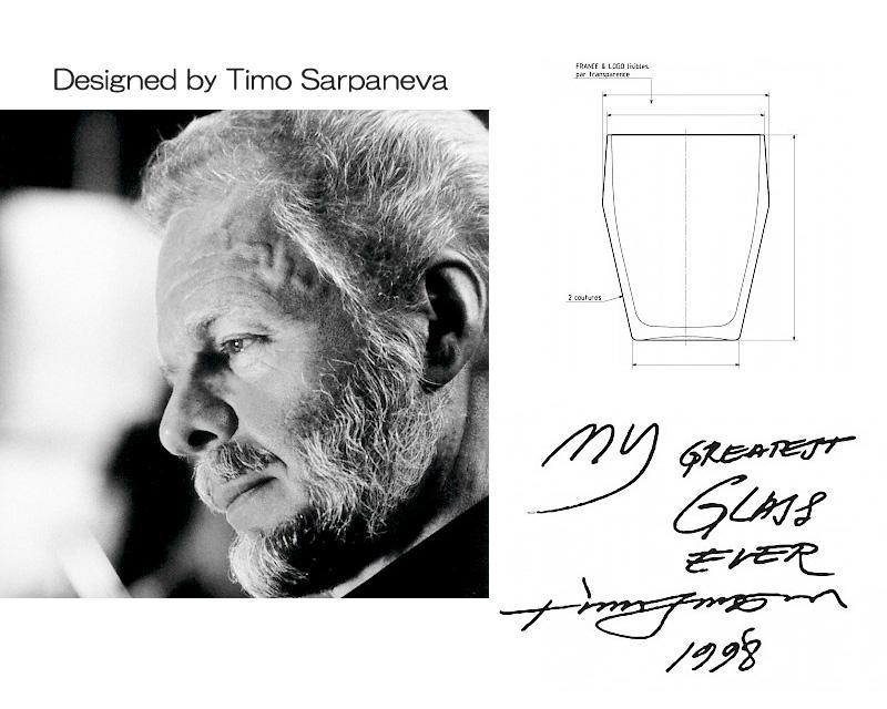 DESIGN HOUSE Stockholm | The Timo Tumbler ティモタンブラー 4個セット